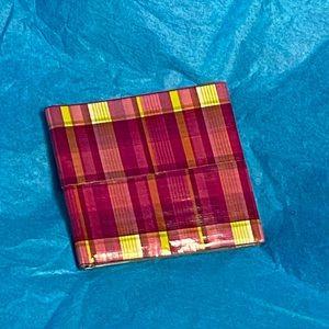 NWOT Plaid Duct Tape Wallet